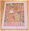 Click to view larger image of 1905 Ida May Rockwell Flower Babies Book Print Oleander & Balsam (Image2)