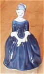 Click here to enlarge image and see more about item 1002: Royal Doulton Cherie Figurine, HN2341, 1965, Discontinued