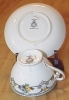 Click to view larger image of Vintage Adderley Adderleys Montroyal Tea Cup & Saucer (Image4)