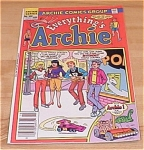 Click here to enlarge image and see more about item 1115: Archie Series:  Everything's Archie Comic Book No. 103