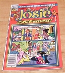 Click here to enlarge image and see more about item 1116: Archie Giant Series:  Josie and the Pussycats Comic Book No. 528