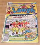 Click here to enlarge image and see more about item 1123: Archie Series:  Laugh Comic Book No. 376, Copy A