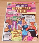 Click here to enlarge image and see more about item 1172: Archie Series:  Archie at  Riverdale High No. 85