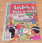 Click here to enlarge image and see more about item 1177: Archie Series:  Archie's Pals 'n' Gals Comic Book No. 155
