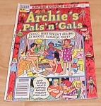 Click here to enlarge image and see more about item 1178: Archie Series:  Archie's Pals 'n' Gals Comic Book No. 161
