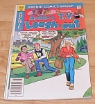 Click here to enlarge image and see more about item 1180: Archie Series:  Archie's T.V. Laugh-out Comic Book No. 84