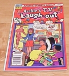 Click here to enlarge image and see more about item 1182: Archie Series:  Archie's T.V. Laugh-out Comic Book No. 88