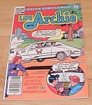 Click here to enlarge image and see more about item 1190: Archie Series:  Life with Archie Comic Book No. 240