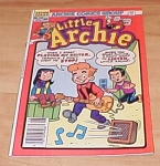 Click here to enlarge image and see more about item 1191: Archie Series:  Little Archie Comic Book No. 176