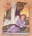 Click here to enlarge image and see more about item 1212: Judy Bolton The Discovery at the Dragon's Mouth Book 31 1st Ed DJ