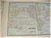 Click to view larger image of Original 1893 Antique Map of the World; World Antique Map (Image3)