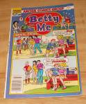 Archie Series:  Betty and Me Comic Book No. 129