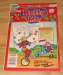 Archie Series:  Betty and Me Comic Book No. 132