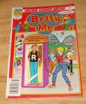 Click here to enlarge image and see more about item 1471: Archie Series:  Betty and Me Comic Book No. 134A