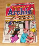 Click here to enlarge image and see more about item 1481: Archie Giant Series: The World of Archie Comic Book No. 532