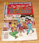 Click here to enlarge image and see more about item 1482: Archie Giant Series: The World of Archie Comic Book No. 516