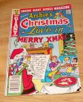 Click here to enlarge image and see more about item 1483: Archie Giant Series: Archie's Christmas Love-in Comic Book No. 514