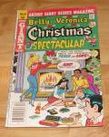 Click here to enlarge image and see more about item 1486: Archie Giant Series:  Betty and Veronica Christmas Comic Book No. 513