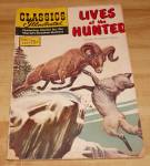 Click here to enlarge image and see more about item 1494: Classics Illustrated:  Lives of the Hunted Comic Book No. 157