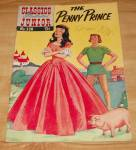 Classics Illustrated Junior:  The Penny Prince Comic Book No. 528 B