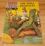 Classics Illustrated Junior: The Doll Princess Comic Book #560 1st Ed.