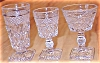 Click to view larger image of Imperial Glass Cape Cod Goblets (Image2)