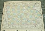 Click here to enlarge image and see more about item 23488: Original 1900 Antique Maps, Varied U.S.A. States, Canada, Mexico