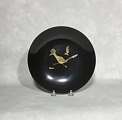 Couroc Roadrunner 7 3/4 Inch Low Dish