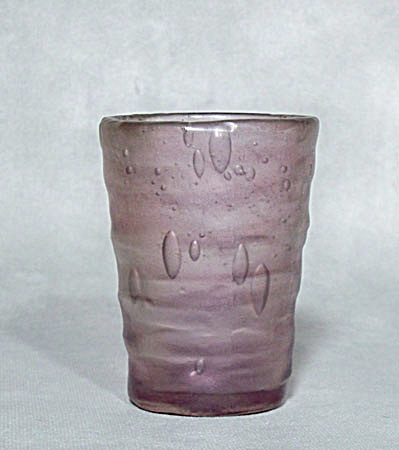 Catalonian amethyst wash #1119 shot glass (Image1)