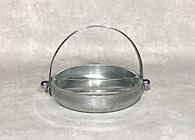 Chase #99062 Deco Chrome Duplex Jelly Dish