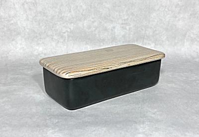 Bitossi Italy covered cigarette box (Image1)