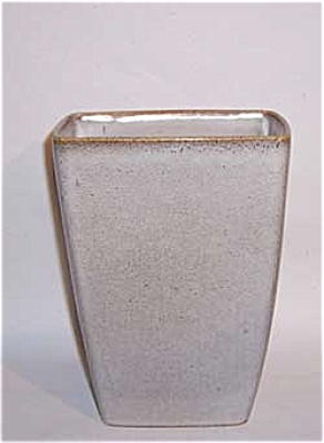Ballard 8 1/2 inch tall tapered mottled vase (Image1)