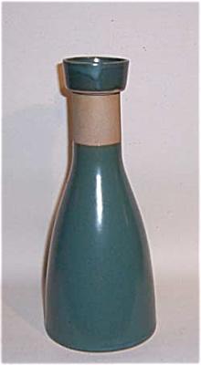 David Gil sake bottle and stopper (Image1)