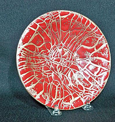 "Annemarie Davidson 6"" Grooveline bowl (Image1)"