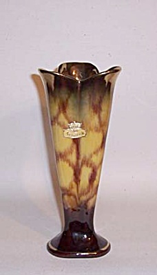 Bay Keramik West German trumpet vase (Image1)