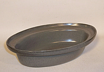 Early Bennington Potters Casserole Dish