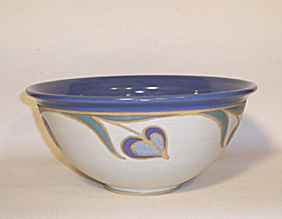 Marcy Mayforth 1988 large mixing bowl (Image1)