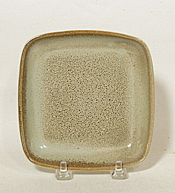 Ballard early studio 5 1/8 inch square dish (Image1)
