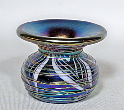 Crider threaded feather urn toothpick holder (Image1)