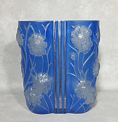 Phoenix Cosmos Sculptured Crystal vase (Image1)