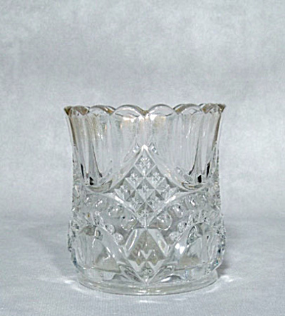 Tarentum Dalton Pattern Eapg Toothpick Holder