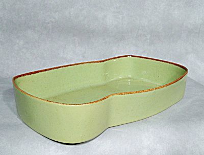 Ballard #27 light green 10 inch low planter (Image1)