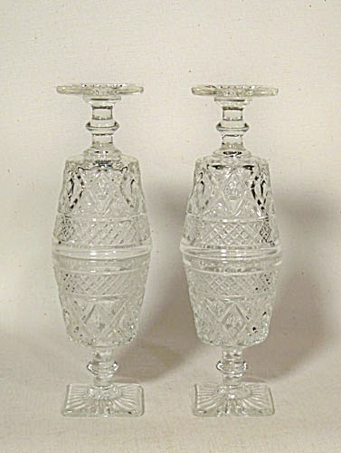 Set 4 Imperial Cape Cod 1602 Wine Glasses
