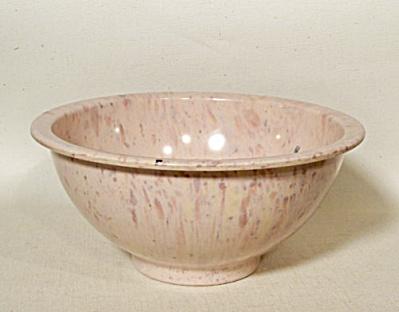 Texas Ware #111 vintage PINK bowl (Image1)