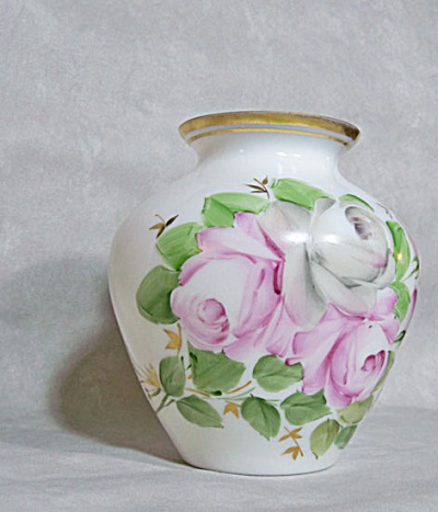 Consolidated Con Cora Rose decoration vase (Image1)