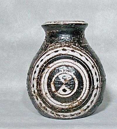 Bitossi Moderna Marocco Aldo Londi vase (Image1)