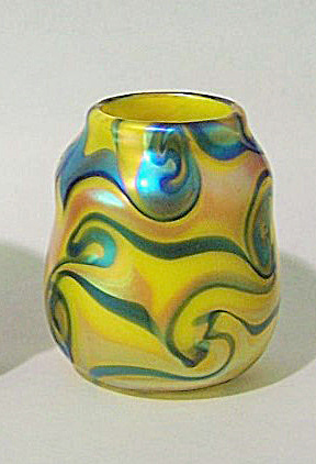 Carl Radke 2014 Tall Yellow with Blue Tut TP (Image1)