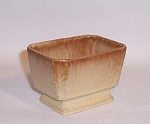 Click to view larger image of Ballard #22 rectangular small footed planter (Image1)