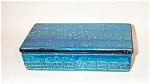 Click here to enlarge image and see more about item 3033: Raymor Bitossi  8 inch cigarette box