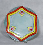 Click to view larger image of Made in Japan Deco 7 inch plate (Image2)
